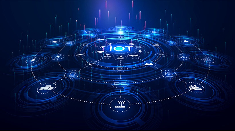 blockchain technology for implementing IOT